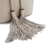 Rebecca Minkoff Women's Isobel Tassel Backpack - Khaki: Image 7