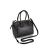 Rebecca Minkoff Women's Micro Perry Satchel - Black: Image 3