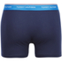 Tommy Hilfiger Men's 3 Pack Premium Essentials Trunk Boxer Shorts - Antique Moss/Brilliant Blue/Samba: Image 3