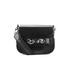 Rebecca Minkoff Women's Florence Saddle Bag - Black: Image 1