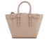 Aspinal of London Women's Marylebone Mini Tote - Soft Taupe: Image 6