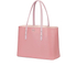 Aspinal of London Women's Regent Tote - Dusky Pink/Rose Dust: Image 3