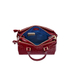 Aspinal of London Women's Marylebone Medium Croc Tote - Bordeaux: Image 4