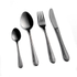 Portobello Black Beads 16 Piece Cutlery Set: Image 1