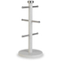 Salter Marble Collection White Mug Tree: Image 1