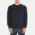 Barbour Heritage Men's Standards Sweatshirt - Navy: Image 1