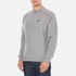 Barbour Heritage Men's Standards Sweatshirt - Grey Marl: Image 2