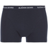 Bjorn Borg Men's 3 Pack Stripe Detail Boxer Shorts - Sodalite Blue: Image 2