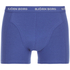 Bjorn Borg Men's 3 Pack Stripe Detail Boxer Shorts - Sodalite Blue: Image 5