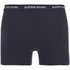 Bjorn Borg Men's 3 Pack Stripe Detail Boxer Shorts - Sodalite Blue: Image 3