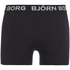 Bjorn Borg Men's Twin Pack Camo Print Boxer Shorts - Black: Image 3