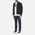 OBEY Clothing Men's Alden Bomber Jacket - Black: Image 4