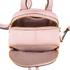 MICHAEL MICHAEL KORS Rhea Zip Small Crossbody Backpack - Pink: Image 5