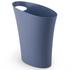 Umbra Skinny Waste Can - Mist Blue: Image 1