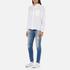 Superdry Women's Santorini Boyfriend Shirt - Optic White: Image 4