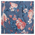 Superdry Women's Orange Label All Over Print Primary Zip Hoody - Baroque Roses Blue: Image 6