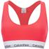 Calvin Klein Women's Modern Cotton Bralette - Bright Nectar: Image 1