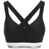 Calvin Klein Women's Modern Cotton Lift Bralette - Black: Image 2