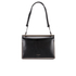 Ted Baker Women's Mikaila Exotic Metal Trim Tote Bag - Black: Image 1