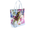 Ted Baker Women's Nellee Floral Focus Large Canvas Tote Bag - Powder Blue: Image 3