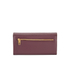 Ted Baker Women's Anneth Matinee Metal T Bar Purse - Oxblood: Image 2
