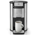Cuisinart DGB1U One Cup Grind and Brew Coffee Machine - Silver: Image 2
