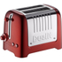 Dualit 26281 Lite 2 Slot Toaster - Metallic Red: Image 1