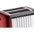 Dualit 26281 Lite 2 Slot Toaster - Metallic Red: Image 3