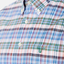 GANT Men's Comfort Oxford Plaid Shirt - Clear Red: Image 5