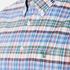 GANT Men's Comfort Oxford Plaid Shirt - Clear Red: Image 5