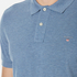 GANT Men's The Original Pique Polo Shirt - Dark Jeans Blue: Image 5
