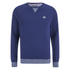 Le Shark Men's Greenfield Crew Neck Sweatshirt - Bijou Blue: Image 1