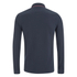 Le Shark Men's Benhill Long Sleeve Polo Shirt - Port: Image 2