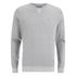 Le Shark Men's Greenfield Crew Neck Sweatshirt - Light Grey Marl: Image 1