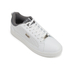 Gio Goi Men's Shepshed Perf Trainers - White: Image 2