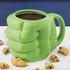 Hulk 3D Mok - Groen: Image 1
