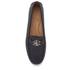 Lauren Ralph Lauren Women's Carley Leather Loafers - Modern Navy: Image 3