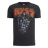 Kiss Heren T-Shirt - Zwart: Image 1