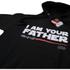 Sweat à Capuche Homme - Star Wars Father Sabre - Noir: Image 2