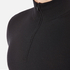 HUGO Men's San Gottardo Quarter Zip Jumper - Black: Image 5
