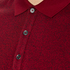 HUGO Men's Dinello Jacquard Polo Shirt - Dark Red: Image 5