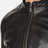 HUGO Men's Lesson Leather Biker Jacket - Black: Image 5