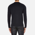 HUGO Men's Seiko Biker Detail Jumper - Navy: Image 3