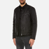 HUGO Mens Bandro Bomber Jacket – Black: Image 2