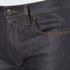 HUGO Men's Hugo 708 Straight Leg Jeans - Raw Wash: Image 5