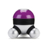 Vibrating Body Massager with LED Lighting: Image 3