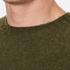 YMC Men's Suedehead Brushed Jumper - Loden: Image 5