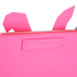 McQ Alexander McQueen Women's Electro Bunny Pouch - Pink: Image 3