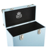 GPO Retro Portable Carry Case for LP Records and 12-Inch Vinyl - Blue: Image 4