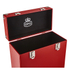 GPO Retro Portable Carry Case for LP Records and 12-Inch Vinyl - Red: Image 4